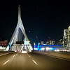 Zakim Bridge in Boston