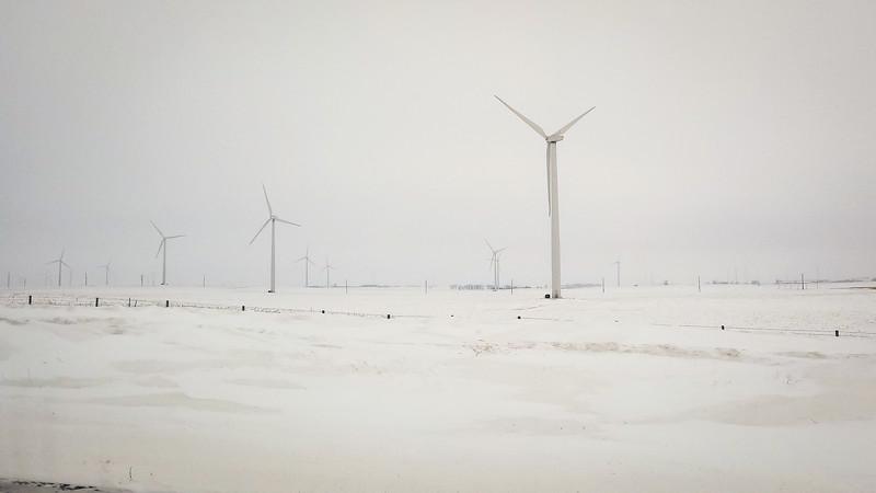 Cruising through Minnesota