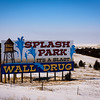 For hundreds of miles along Interstate 90 through South Dakota there are countless hand-painted and amusing billboards.  Most of them are for Wall Drug, the peak of Americana, but there are many other topics as well.  It makes the journey a little more pleasant.