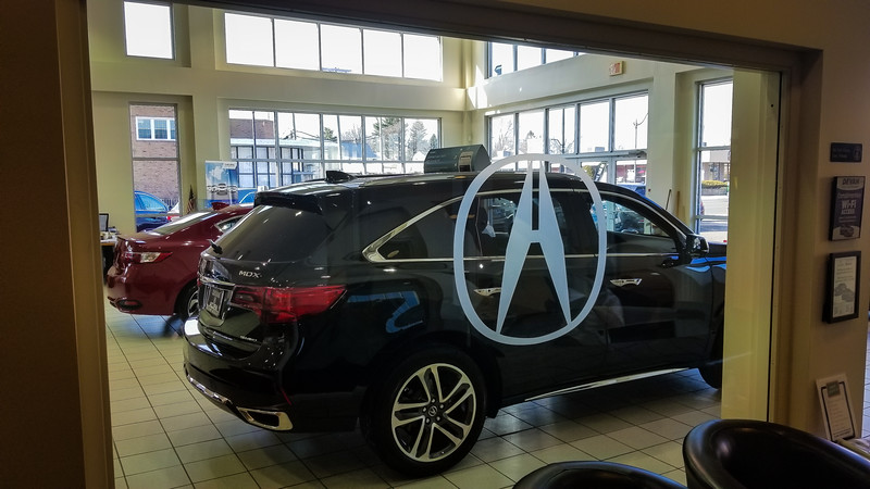 Our other home away from home in Norwalk - Devan Acura
