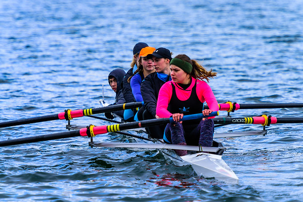 Green Lake Spring Regatta, 2017