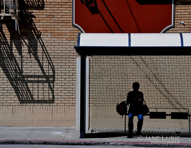 Shadows and Blue, The Mission