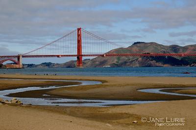 Golden Gate at Crissy