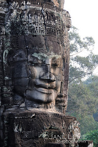 Temple of Bayon, Siem Reap, Cambodia
