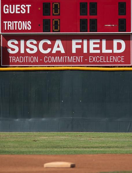 Baseball - SCHS vs Durango HS