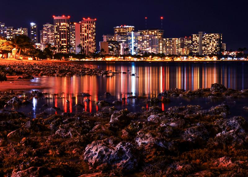Waikiki, Oahu