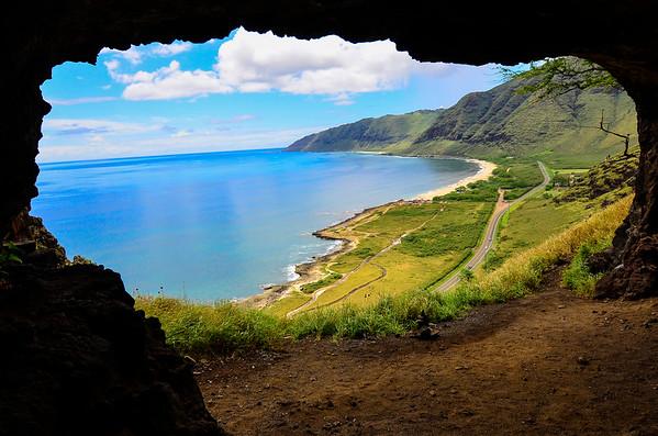 Kaena Point, Oahu