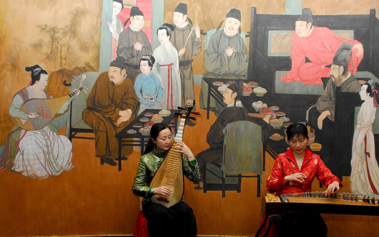 Modern day musicians, Beijing