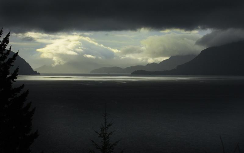 Howe Sound, Squamish, British Columbia