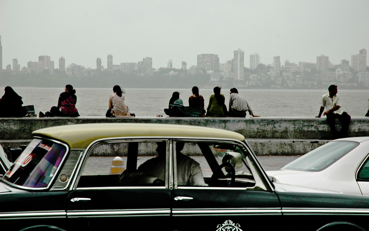 Mumbai water front