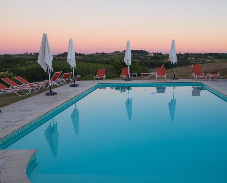 Pool at La Chartreuse Du Bignac In Saint-Nexans