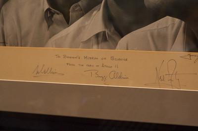 Apollo 11 Astronauts - Signed Photo