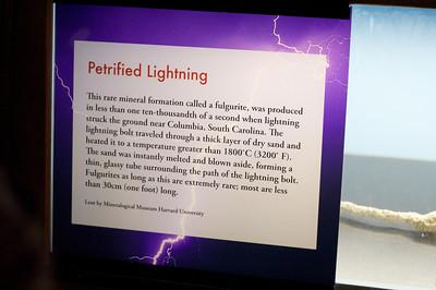Petrified Lightning (Write-up)
