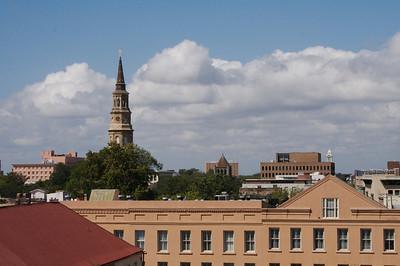 Charleston Skyline (Light Exposure)