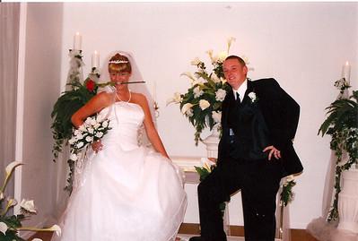 Danielle and Michael: Newlyweds