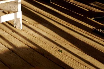 Porch Shadows