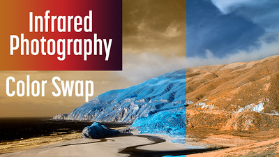 5 Color Swap Methods for Color Infrared Photography in Photoshop