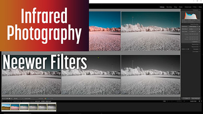 Review of Neewer Infrared lens filter kit