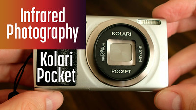 Kolari Pocket Full Spectrum Camera Preview