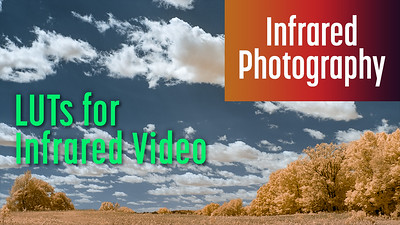 LUTs for Infrared Video and Photography