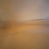 Unmade Bed Desert Landscape I