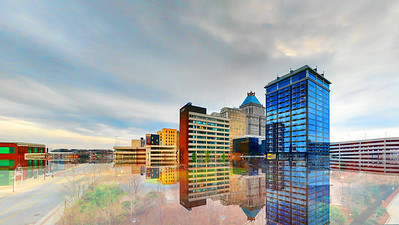 Center City reflections