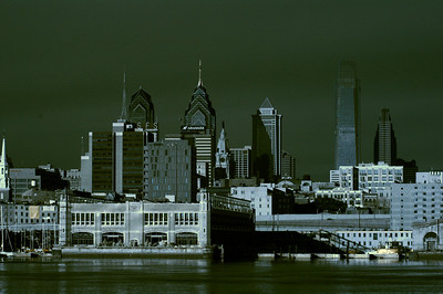 Philadelphia Skyline (New)