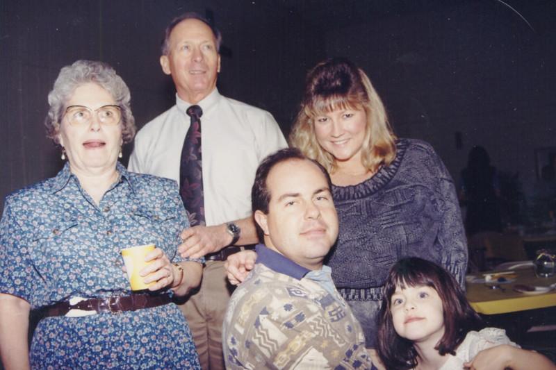 FBC Reunion - January 1999