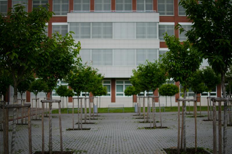Moderní park