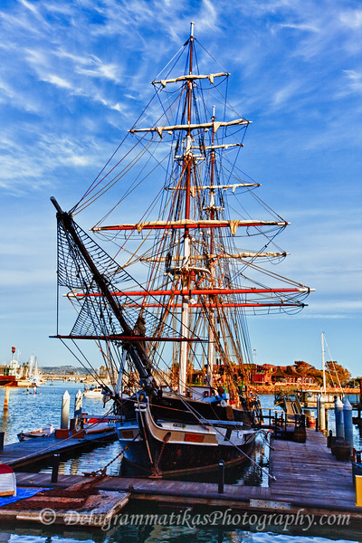 Pilgrim Tall Ship