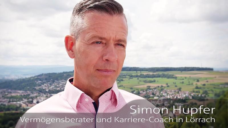 Karrierecoach Simon Hupfer - Teil 3 von 4 - DVAG Direktion für Deutsche Vermögensberatung - Karrideo Imagefilmproduktion©®™