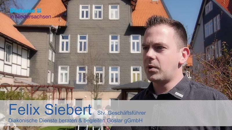 Diakonie in Niedersachsen - FSJ bei Diakonische Dienste beraten & begleiten Goslar gGmbH - Video Karrideo Imagefilmproduktion ©®™