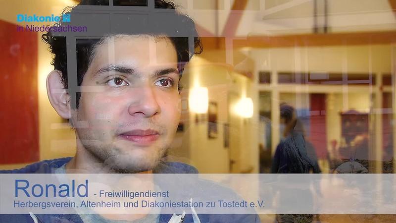 FSJ bei der Diakonie in Niedersachsen - Herbergsverein Altenheim und Diakoniestation zu Tostedt e.V. - Karrideo Imagefilm ©®™