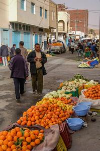 Vegetable & Fruit Market