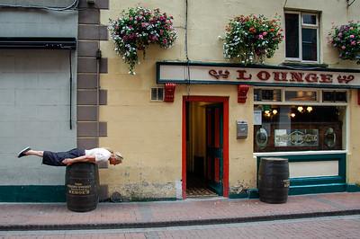 Enjoy Whiskey Planking