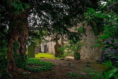 Malahide Castle Cemetery