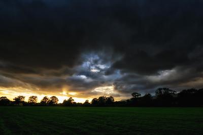 Cumbria Sunset