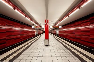 U-Bahnstation Wartenau
