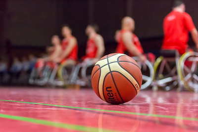 Rollstuhlbasketball, Rolling Devils gegen RSV Lahn Dill, Bundesliga