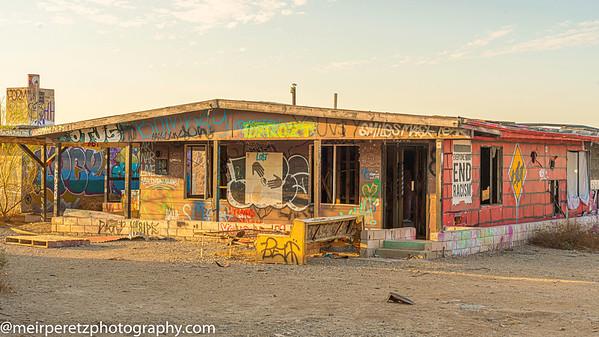 Bombay Beach , CALIFORNIA