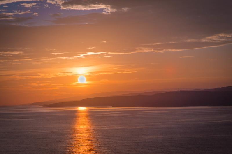 Jamaican Sunrise