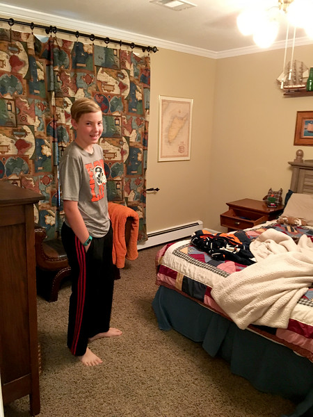 Beth's old bedroom