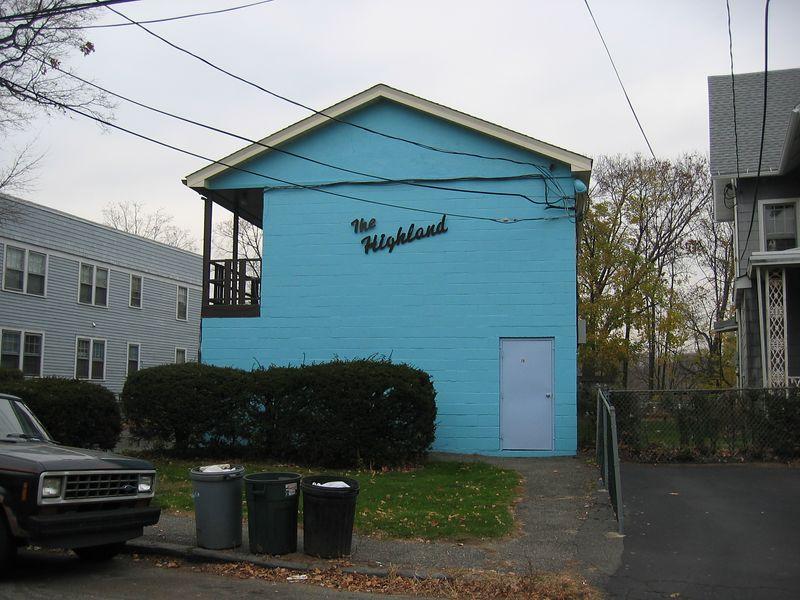 Apartment Bldg, High St, Norwalk, CT