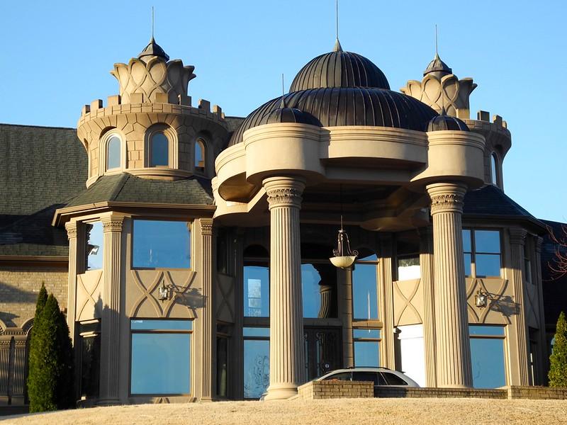 Unusual Mansions