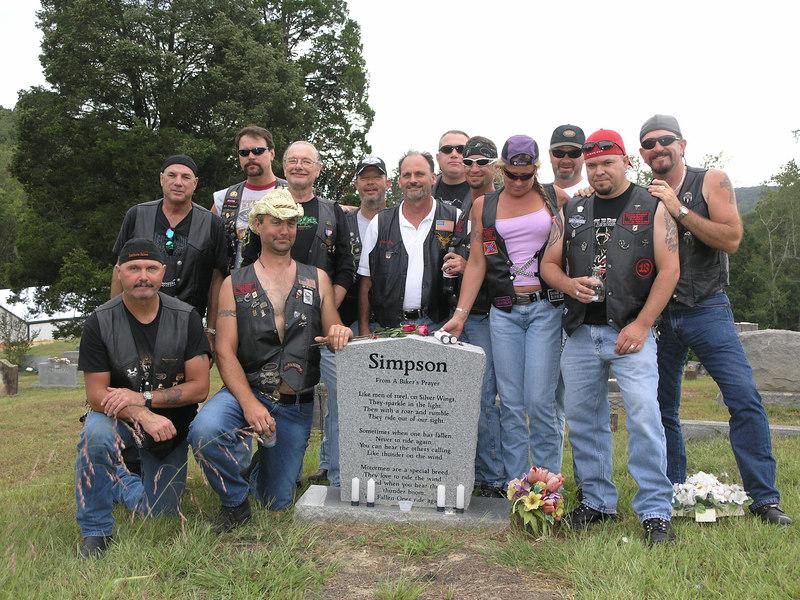 Unwanted MC / Cowboy's grave