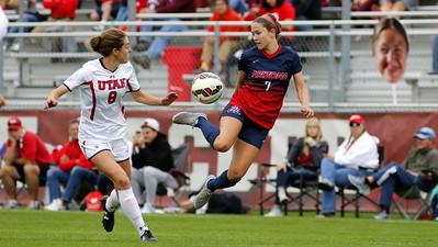 UofA vs Utah 11/01/15