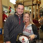 Ryan and Stacy Dornbush.