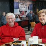 Bob and Wanda Johnson.