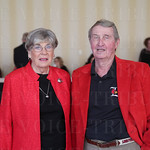 Bonnie Sabel and Richard Palmer.