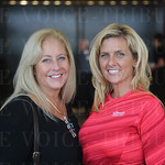 Kim and Shannon Huffman.
